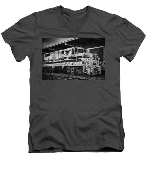Loco Men's V-Neck T-Shirt