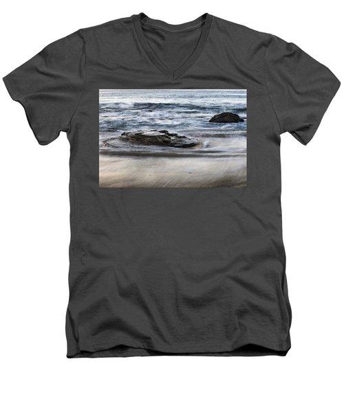 Loco Motion Men's V-Neck T-Shirt