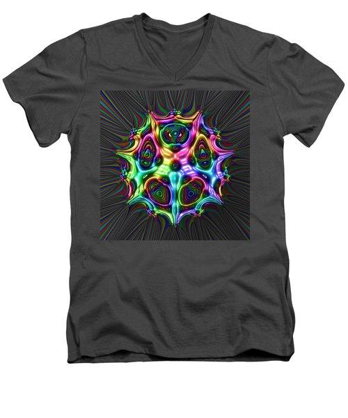 Loevolmazz Men's V-Neck T-Shirt