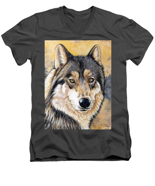 Loki Men's V-Neck T-Shirt