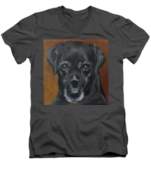 Lola Men's V-Neck T-Shirt