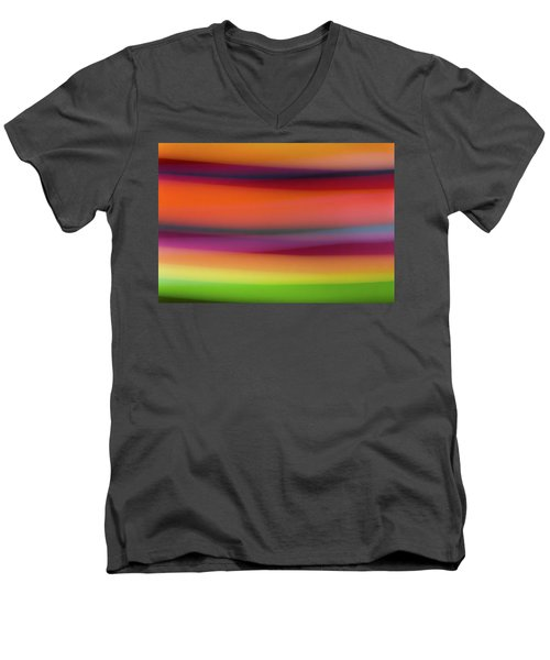 Lollipop Nostalgia Men's V-Neck T-Shirt