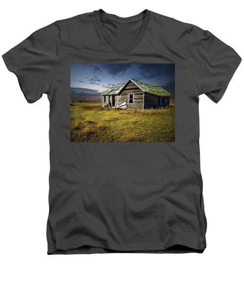 Lonely House Men's V-Neck T-Shirt