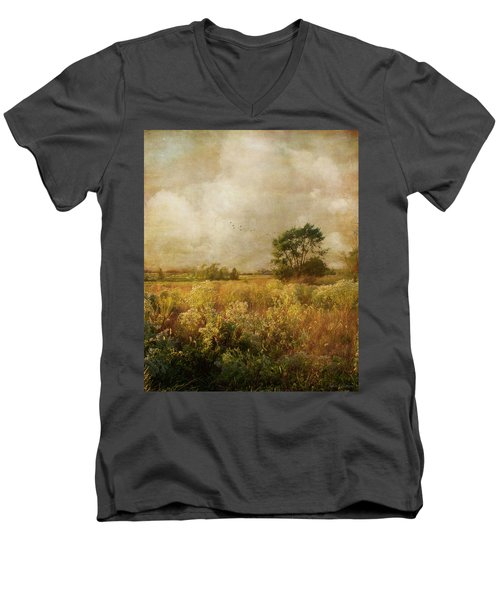 Long Ago And Far Away Men's V-Neck T-Shirt