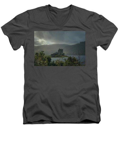 Long Ago #g8 Men's V-Neck T-Shirt