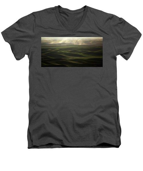 Long Haul Men's V-Neck T-Shirt