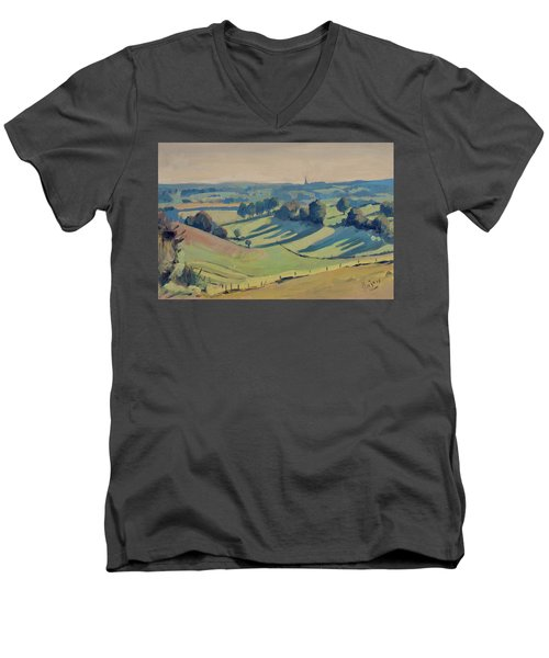 Long Shadows Schweiberg Men's V-Neck T-Shirt