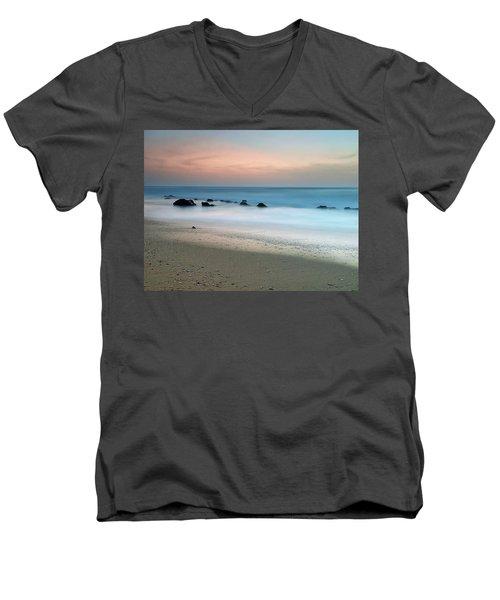 Longing  Men's V-Neck T-Shirt