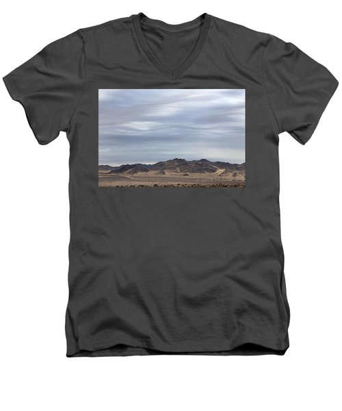 Look Into Sky Men's V-Neck T-Shirt