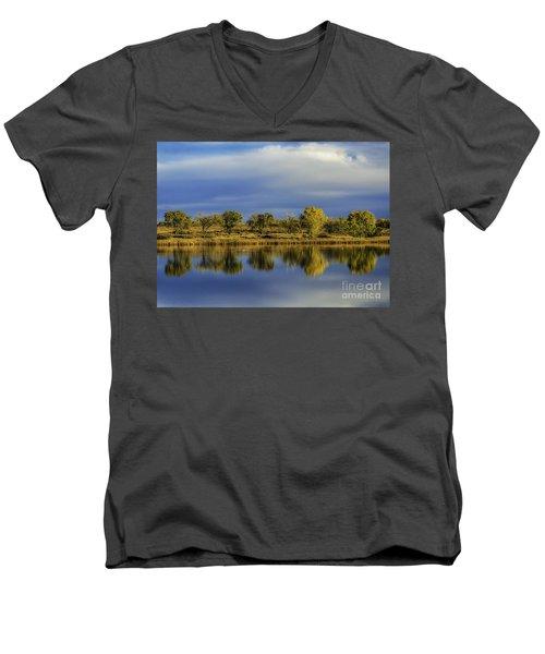 Looking Glass Men's V-Neck T-Shirt