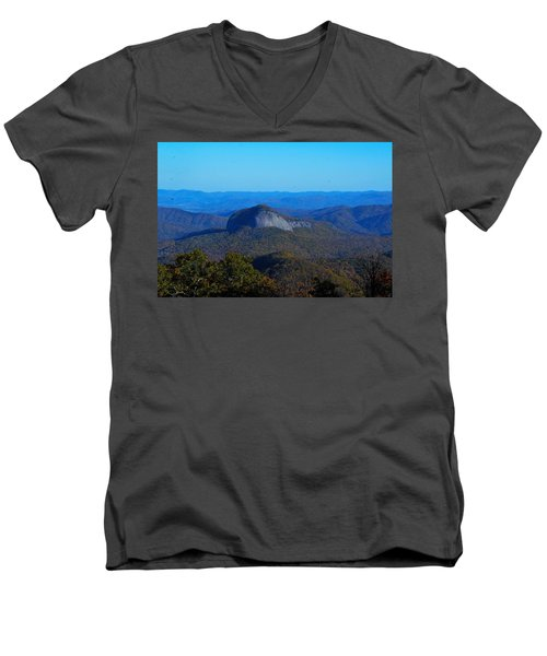 Looking Glass Rock Men's V-Neck T-Shirt