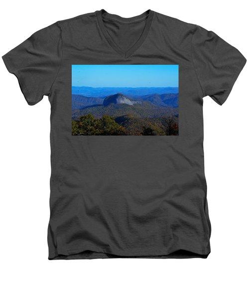 Looking Glass Rock Men's V-Neck T-Shirt