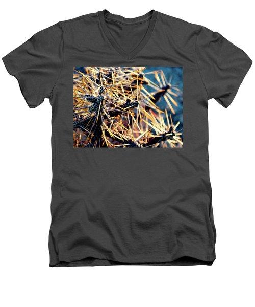 Looking Sharp Men's V-Neck T-Shirt
