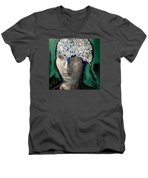 Loose Ends Men's V-Neck T-Shirt