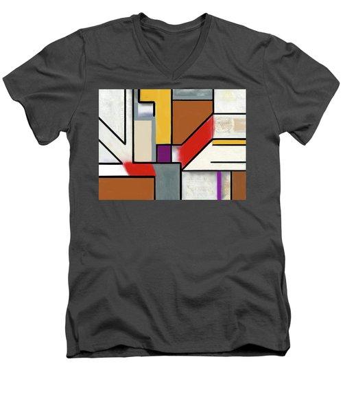Loss Of Innocence Men's V-Neck T-Shirt