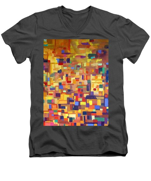 Lost In The Souk Men's V-Neck T-Shirt