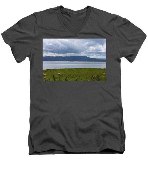 Lough Foyle 4171 Men's V-Neck T-Shirt