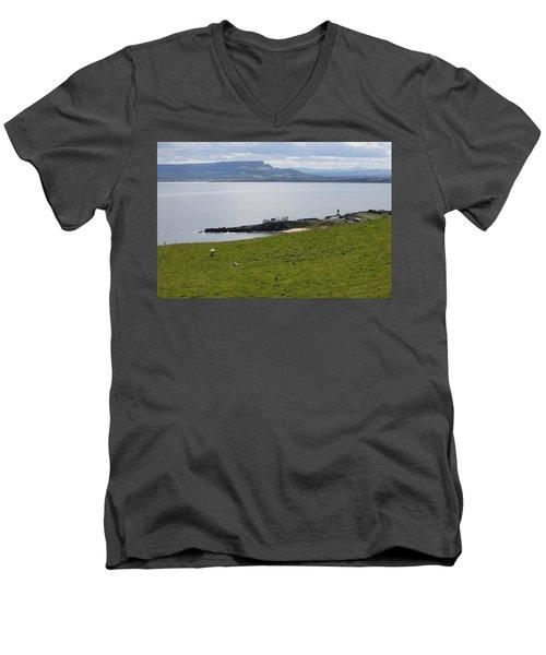 Lough Foyle 4210 Men's V-Neck T-Shirt