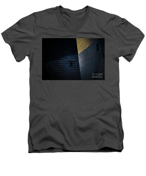Louis Vuitton At City Center Las Vegas Men's V-Neck T-Shirt