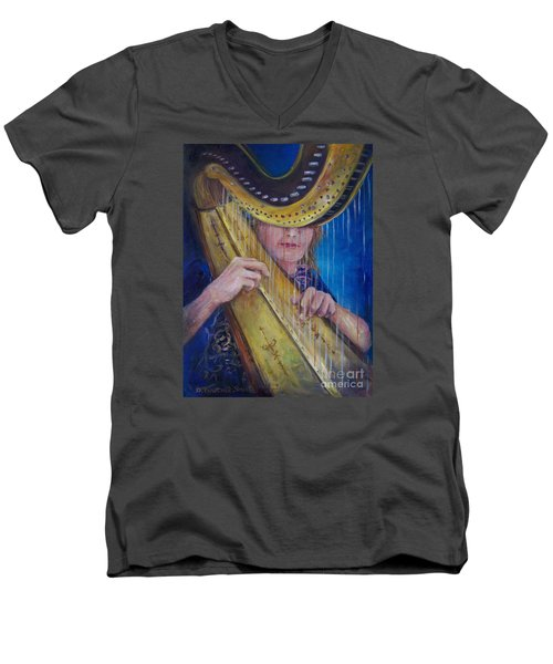 Love Songs Men's V-Neck T-Shirt