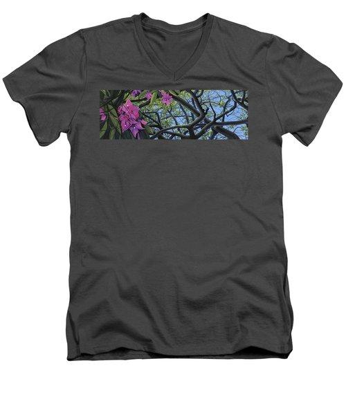 Love Voodoo Men's V-Neck T-Shirt