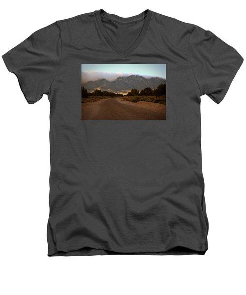 Lovel Canyon Road Men's V-Neck T-Shirt