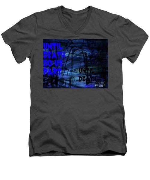 Lovers-3 Men's V-Neck T-Shirt
