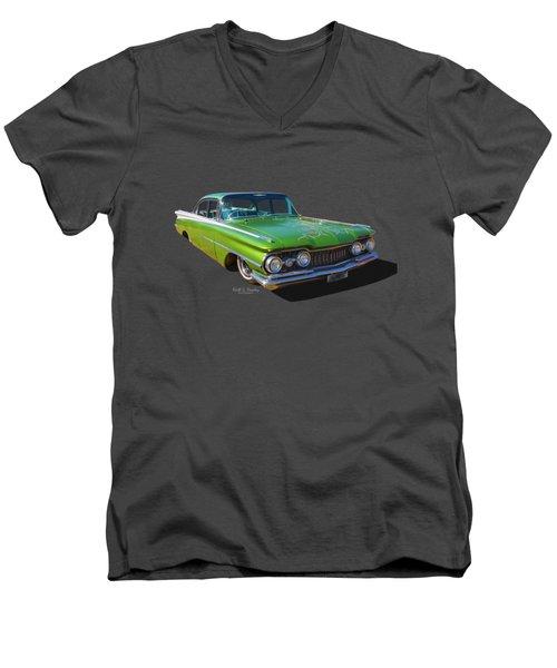 Low Down Olds Men's V-Neck T-Shirt