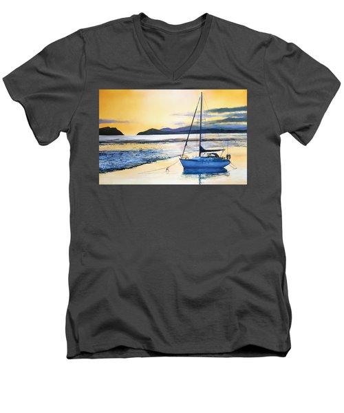 Low Tide Men's V-Neck T-Shirt