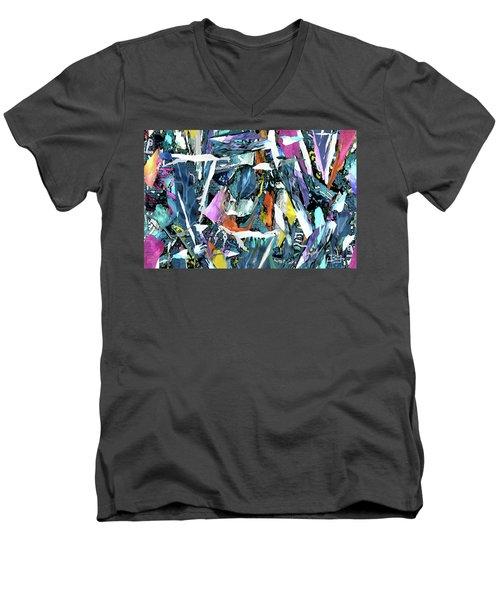 Lucky Sevens Men's V-Neck T-Shirt