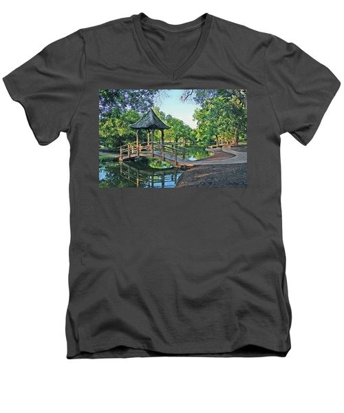 Lucy Park Men's V-Neck T-Shirt