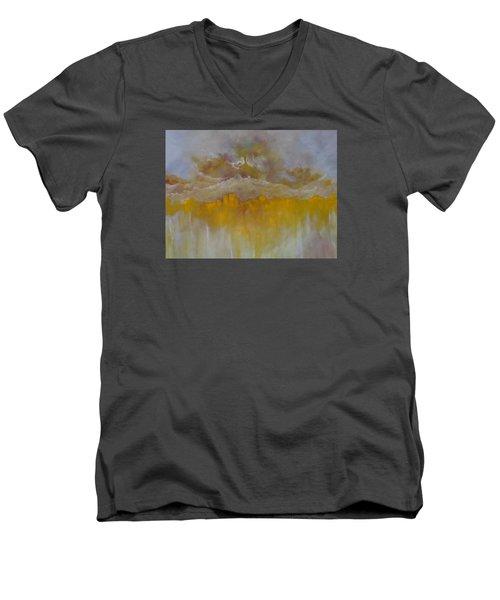 Luminescence Men's V-Neck T-Shirt