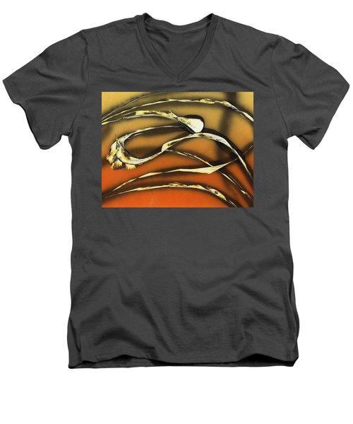 Luminous Light Men's V-Neck T-Shirt