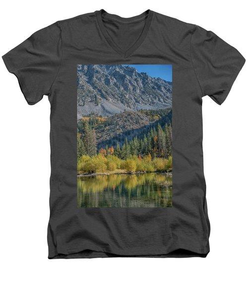 Lundy Canyon Men's V-Neck T-Shirt