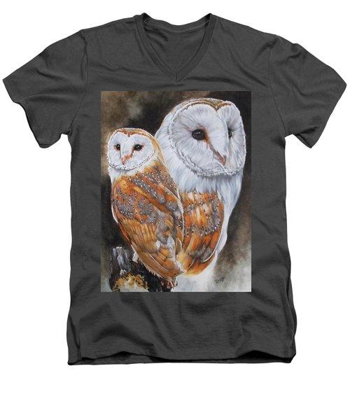 Luster Men's V-Neck T-Shirt