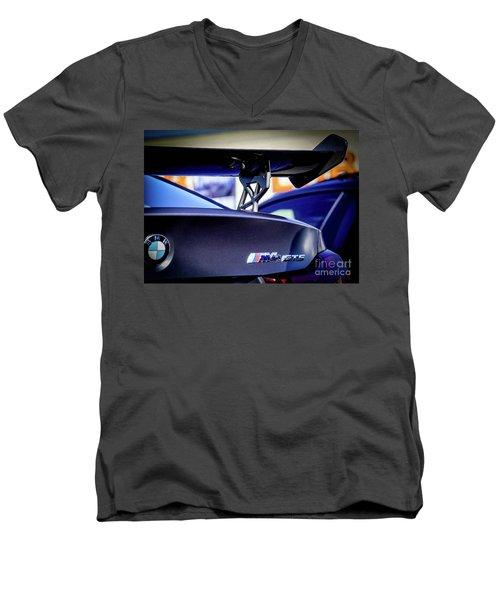 M4 Men's V-Neck T-Shirt