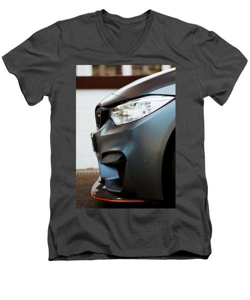 M4 Gts Profile Men's V-Neck T-Shirt