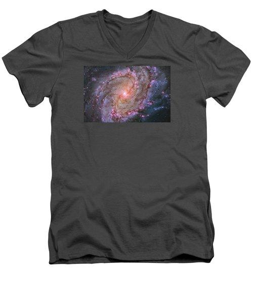 M83 Men's V-Neck T-Shirt