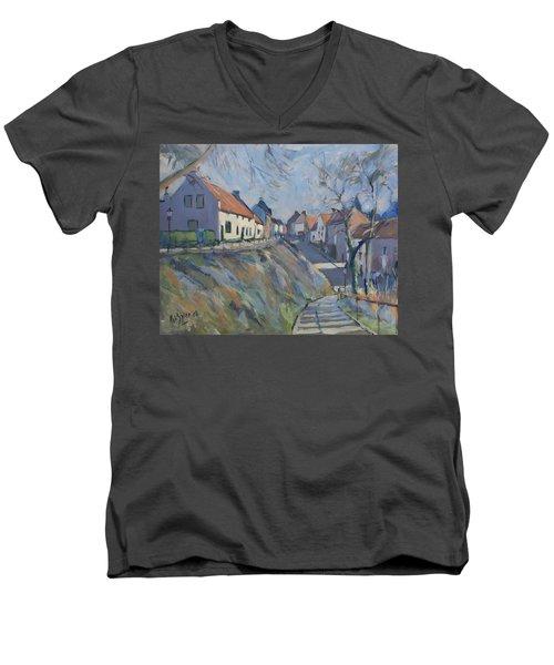 Maasberg Elsloo Men's V-Neck T-Shirt