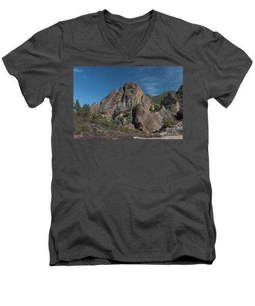 Machete Ridge Lighter Men's V-Neck T-Shirt