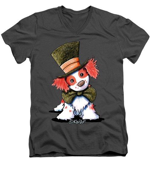 Mad Hunter Men's V-Neck T-Shirt