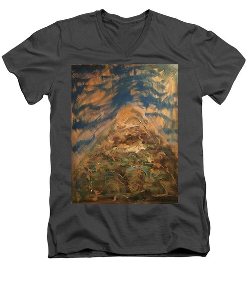 Made It To The Top Men's V-Neck T-Shirt