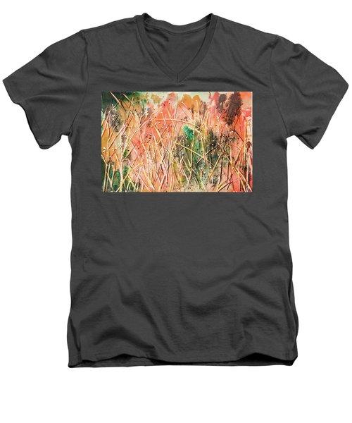 Magic Of Colors Men's V-Neck T-Shirt