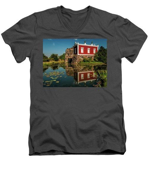 Magic Rock Men's V-Neck T-Shirt