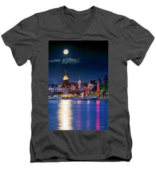Magical Del Men's V-Neck T-Shirt