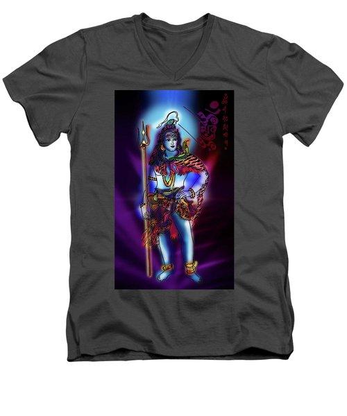 Maheshvara Sadashiva Men's V-Neck T-Shirt