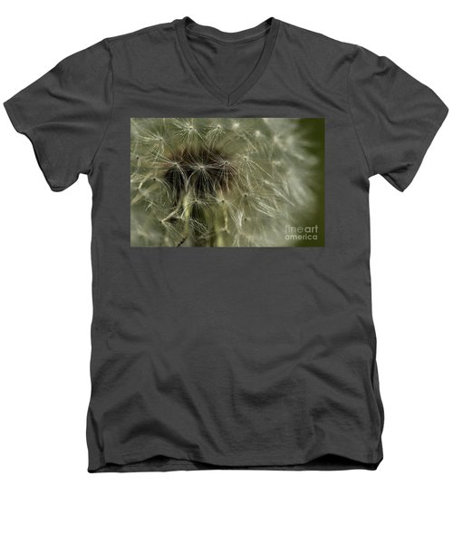Men's V-Neck T-Shirt featuring the photograph Make A Wish by JT Lewis