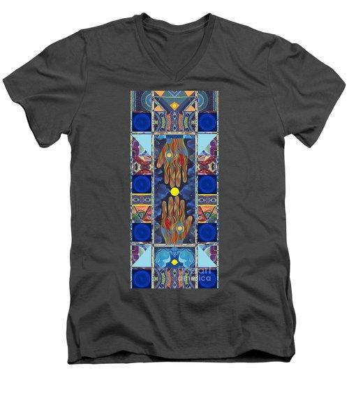 Making Magic - Take Two Men's V-Neck T-Shirt
