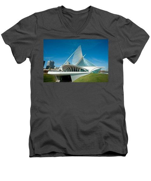 MAM Men's V-Neck T-Shirt