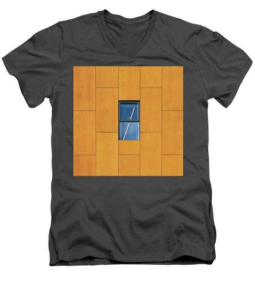 Manchester Windows 2 Men's V-Neck T-Shirt
